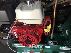 Champion HGR7-3H 13HP Honda Gas Drive Air Compressor For Service Truck 30 Gallon
