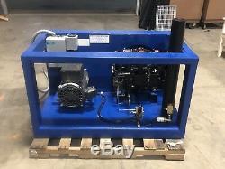 Coltri MCH-16 High Pressure SCUBA Paintball Air Compressor Breathing Air Diving