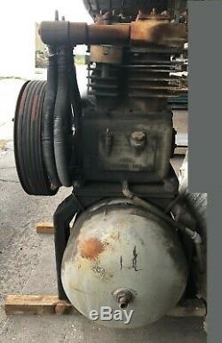 Curtis Toledo 2 stage 15 Hp Air Compressor 230/460V 3 Ph