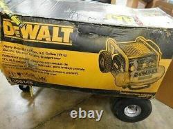 DEWALT 4.5-Gallon Portable Electric Horizontal Air Compressor-D55146-NEW