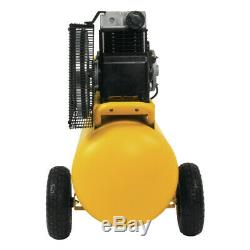 DEWALT DXCM201 20 Gal. 200 PSI Portable Horizontal Electric Air Compressor New