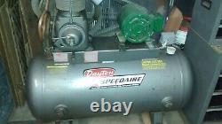Dayton Speedaire 1Z763B 2 Stage Air Compressor