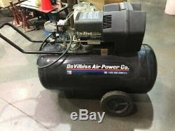 De Villbiss Compressor 6Hp 30 Gallons