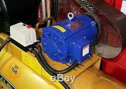 DeVilBiss 230V 3PH TAP-5051LE Air Compressor 80 Gallon Tank Inventory #963