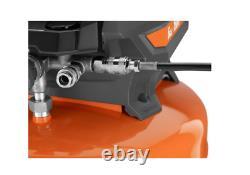 Electric Pancake Air Compressor Oil Free Portable Durable 6 Gal. 150 PSI 120 V