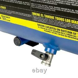 Estwing 5 Gal. Quiet High Pressure Oil Free 4-Pole Electric Motor