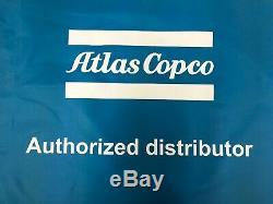 GX4 Atlas Copco 5 hp rotary screw air compressor 3 phase