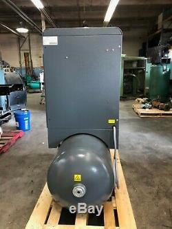 GX5 Atlas Copco 7.5 hp single phase rotary screw air compressor