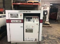 Gardner Denver Air Compressor-GOOD CONDITION-RUNS WELL