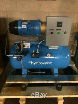Gardner Denver Hydrovane 2HP Compressor V01PURHS-3