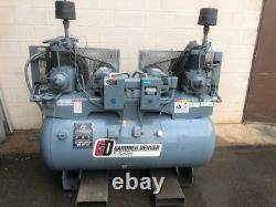 Gardner Denver R-Series Compressor (Dual Motors)