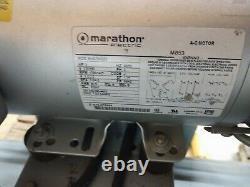 Gast Duplex Compressor 8HDM-30DTD-M853 2x 8HDM-10-M853 pumps, 60 gal REDUCED