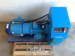 HYDROVANE HV-15-RS ROTARY VANE AIR COMPRESSOR 20HP VSD 460 Volt 3-Phase