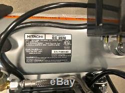 Hitachi EC 28M Air Compressor 1-Gallon Portable Electric Horizontal