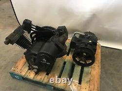 INGERSOLL RAND AIR COMPRESSOR 7100E15, 2 stage 15HP 175psi