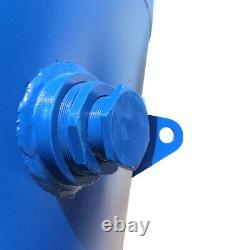 Industrial Air Compressor Receiver Tank Vertical Horizontal ASME 260 Gallon