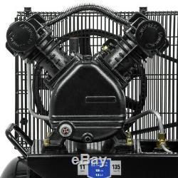 Industrial Air IPC16811N66 1.6 HP 11 Gal. Portable Horizontal Air Compressor New