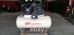 Ingersoll Rand 10 HP 30T Air Compressor