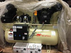 Ingersoll Rand 10 HP Premium Duplex Air Compressor Package 2-2545E10-P