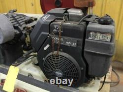 Ingersoll-Rand 12.5 Hp Kohler Command Pro Port. Air Compressor Alemite Hose Reel