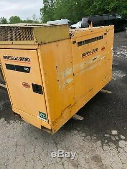Ingersoll Rand 130 John Deere DIESEL AIR COMPRESSOR