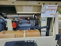 Ingersoll Rand 185 Diesel Air Compressor 2001