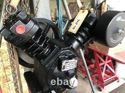 Ingersoll Rand 2340 Air Compressor Pump, 2 Stage