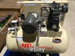 Ingersoll Rand 3 HP Air Compressor, Model SS3F2-GM, 230/460 Volt, 3-Phase