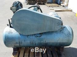 Ingersoll Rand 30 253 Reciprocating Air Compressor 208-480V 3P 5HP 20CFM 125PSI
