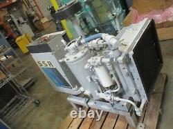 Ingersoll Rand 35 H. P. 125 Cfm 125 Psi Screw Compressor Model Ssr 125h Aacc13f