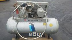 Ingersoll Rand Air Compressor Type 30, Model 242-5d, 5hp Motor, Ser. 30t- 616334