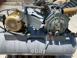 Ingersoll-Rand Compressor 71T2-10F 10 HP Air Compressor Updated Motor