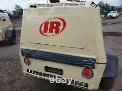 Ingersoll Rand P185 Air Compressor, 185 CFM Towable