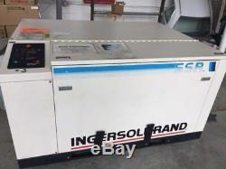 Ingersoll Rand Ssr Ep-25 Air Compressor