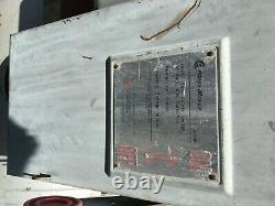 Ingersoll-Rand T30 Air Compressor