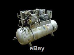 Ingersoll Rand T30 Model 242 5d 5 HP Air Compressor 230/460v 3 Phase