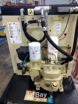 Ingersoll Rand air compressor IRN15H-TAS-130 H