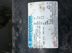 Ingersoll rand dual/duplex air compressor