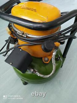 JUN-AIR Compressor Silent Air Denal Compressor 3-8 Bar Equiped