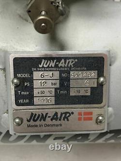 Jun-Air 6-j Air Compressor 120VAC