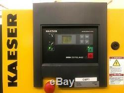 Kaeser SM 15 air compressor