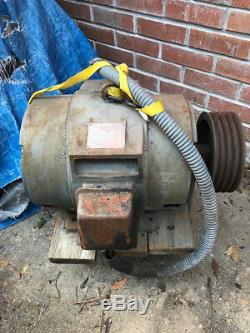 Kellog American Air Compressor