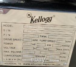 Kellogg American 14 HP Kohler Truck Mount Air Compressor