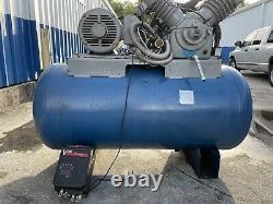 Kellogg American Air Compressor 25hp Motortronics VMX A462TVX