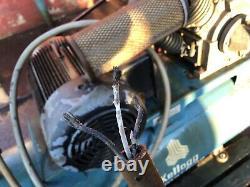 Kellogg American DB452B Industrial 2 Stage 10 hp Shop Air Compressor