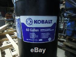 Kobalt 60 Gallon Air Compressor 240 Volt
