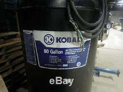 Kobalt 80 Gallon Air Compressor 240 Volt