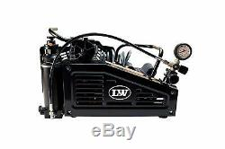 LW 100 E Breathing Air Compressor for SCUBA SCBA Paintball Tank Fill