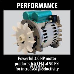 Makita Air Compressor 5.2 Gal. 3.0 HP Electric Single Tank