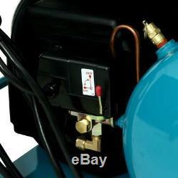 Makita Air Compressor 5.2 Gal 3.0 HP Electric Single Tank Air Lubricated Pump 4